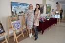 Выставка творческих работ к Дню ЖКХ